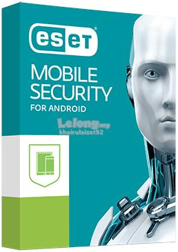 ESET Mobile Security 1 Year 1/2/3/4 PC (Official ESET Malaysia Agent)