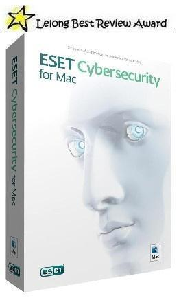 ESET NOD32 Cyber Security Cybersecurity For Mac 3 Years 1 PC License