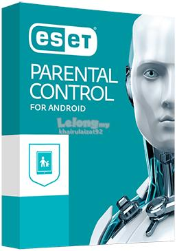 ESET Parental Control 1 User 1/2/3 Year (Official ESET Malaysia Agent)