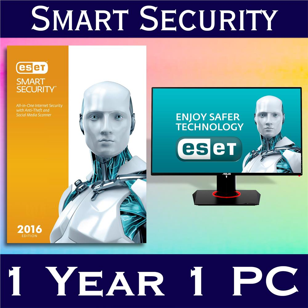 Goodbye ESET Smart Security. Welcome ESET Internet Security