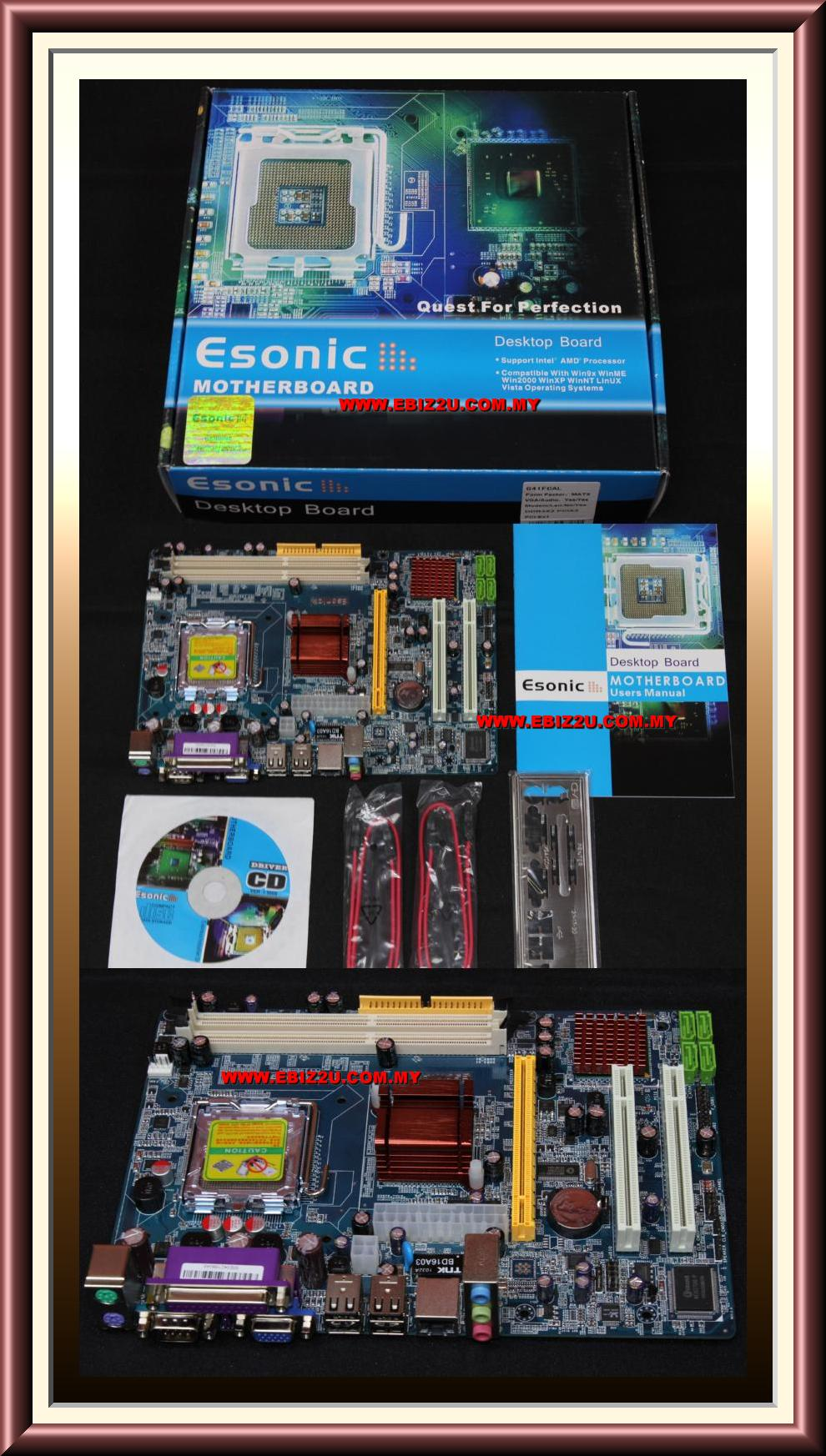 Esonic Motherboard Sound Drivers Windows 7 Free Download