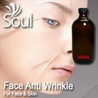Essential Oil Anti Wrinkle - 500ml