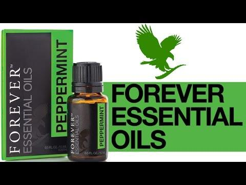 FOREVER ESSENTIAL PEPPERMINT OIL(SPA & PERFUME)