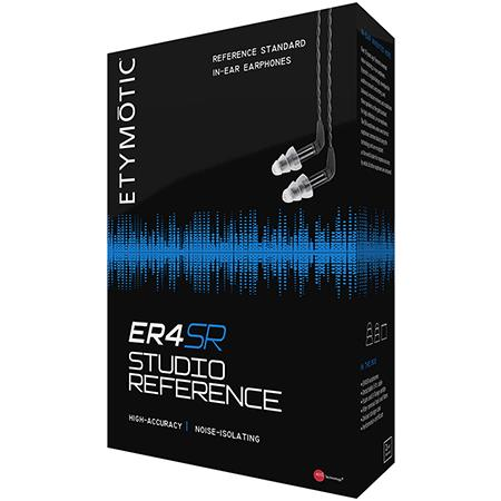 Etymotic ER-4SR / ER4SR Studio Reference Earphone