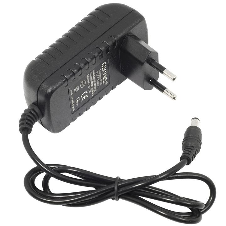 EU Plug Adapter AC 100-240V To DC 12V 2A Power Supply For 3528 5050 St