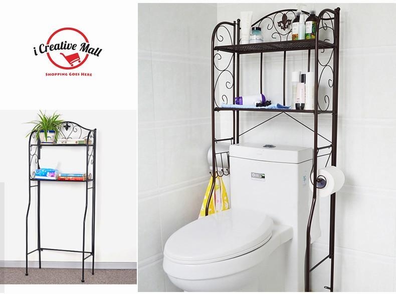 EU Stylish 2 Tier Space-saving rack / Storage rack/ Kitchen shelf