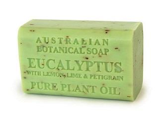 Eucalyptus,Lemon,Lime and Petigrain Botanical Soap - 200g