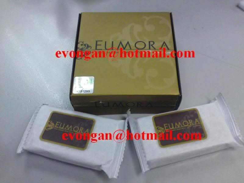Eumora Facial Bar ~Original Stock~ RM180 for 1 box free post ~ Exp: Apr 2015