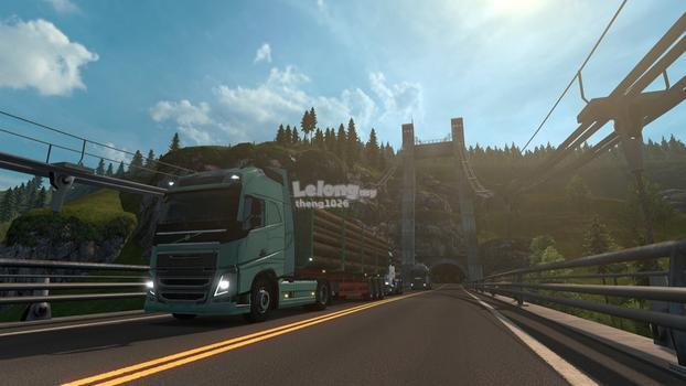 Euro Truck Simulator 2 (Main Games & DLC) (PC)