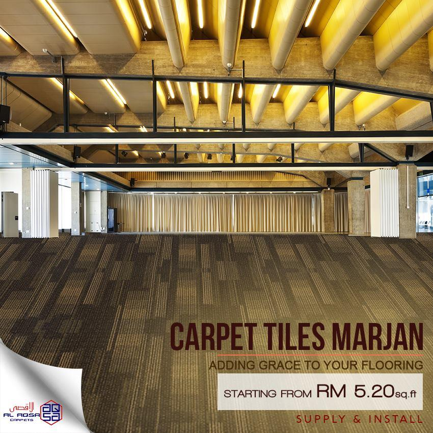 EVENT CARPETS – CARPET TILES MARJAAN  CARPET MALAYSIA