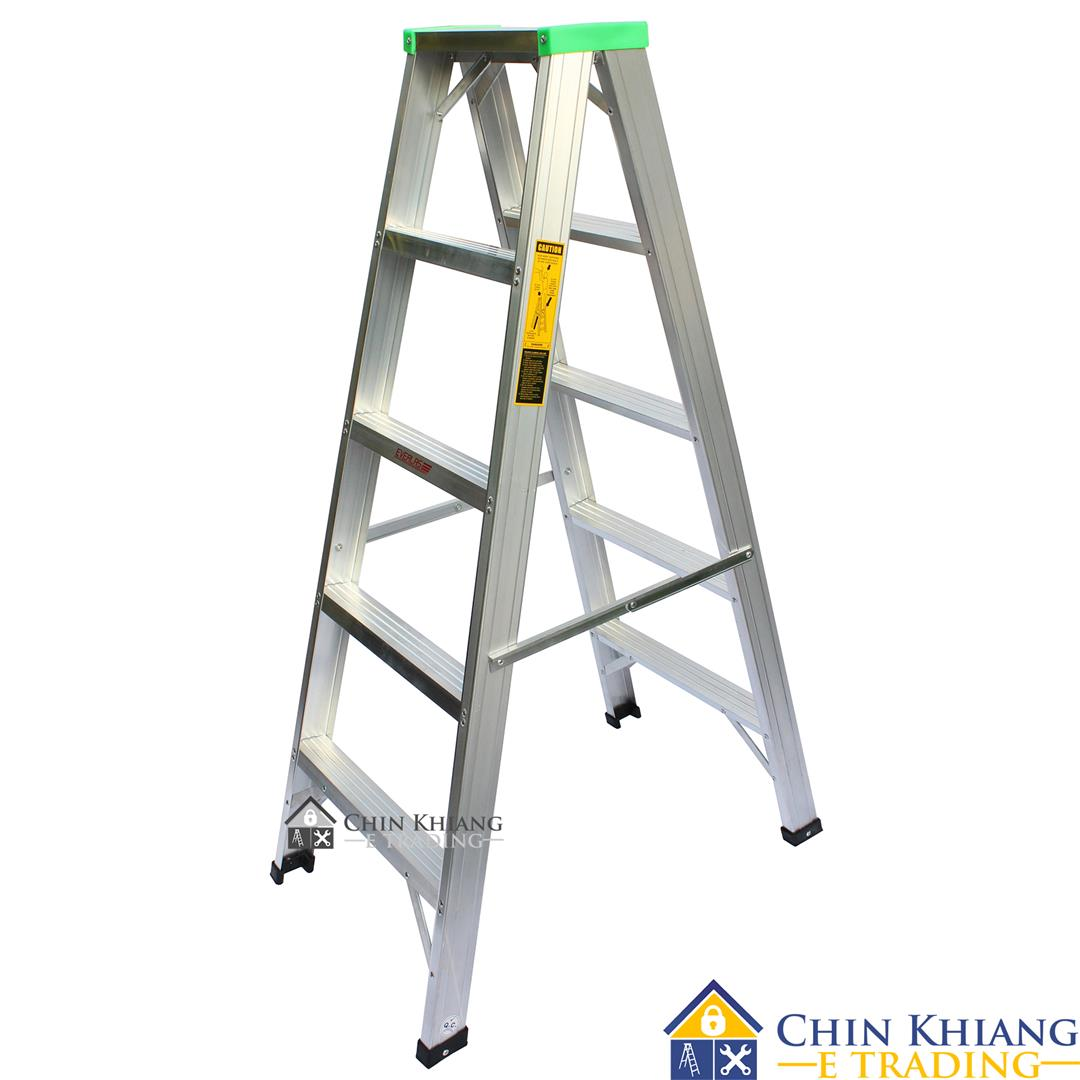 Everlas DS05 5 Steps Double Sided Ladder