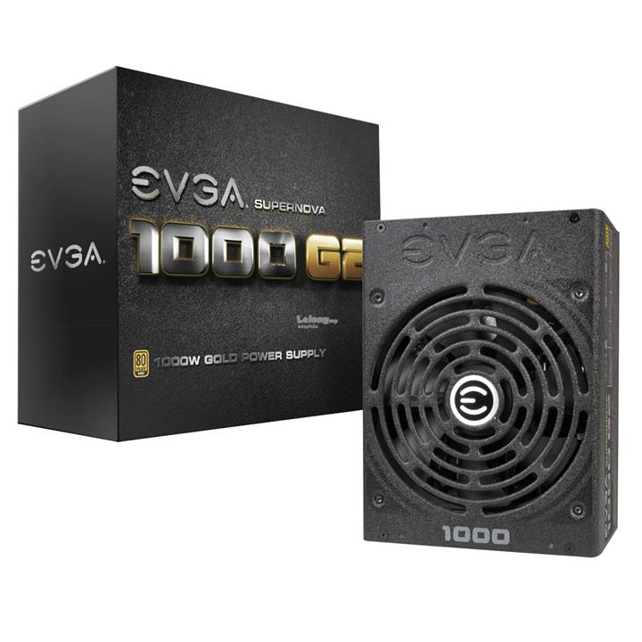 EVGA SUPERNOVA 1000 G2 GOLD FULL MODULAR POWER SUPPLY