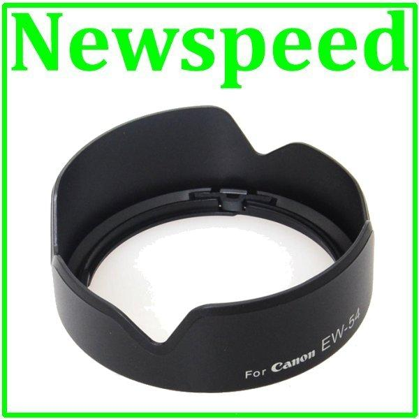 EW-54 Lens Hood for Canon EF-M 18-55mm IS STM Lens EW54