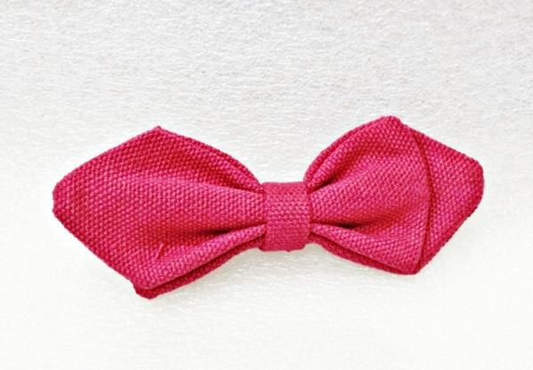 Exclusive Kid's Red Diamond Bowtie (Free Shipping)