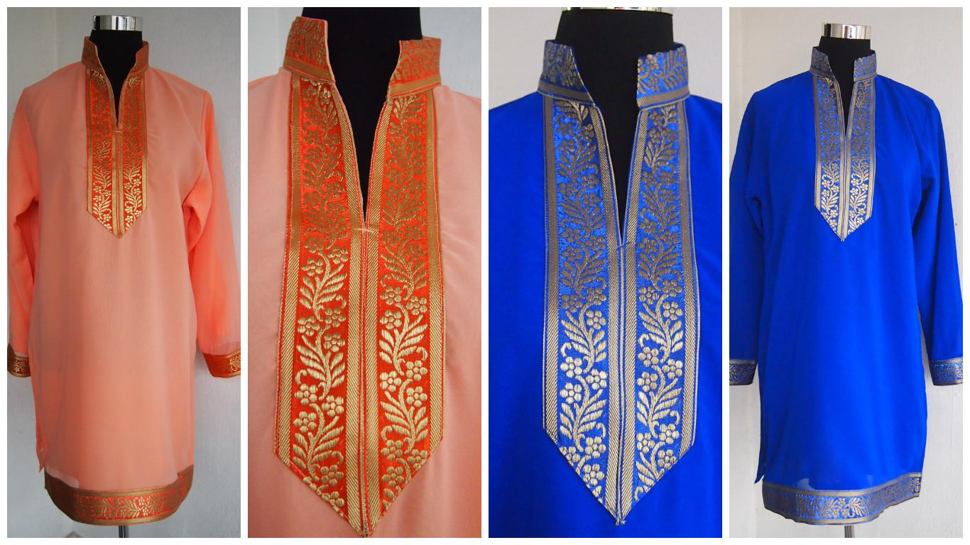 Exclusive Songket Blouse