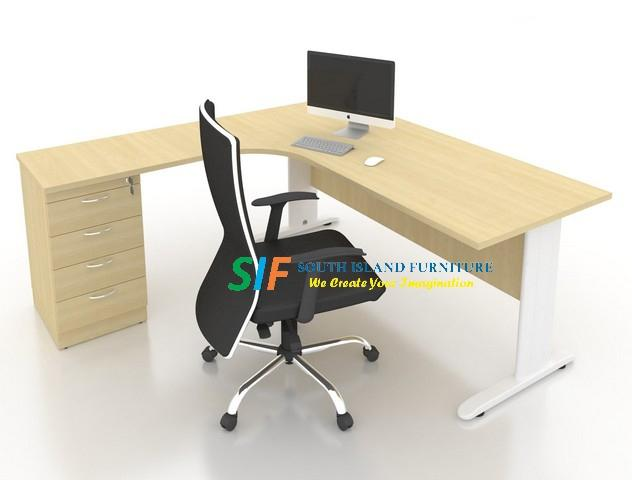 executive table, office table, series DLD 1200L x 600D x 1500W x 600D