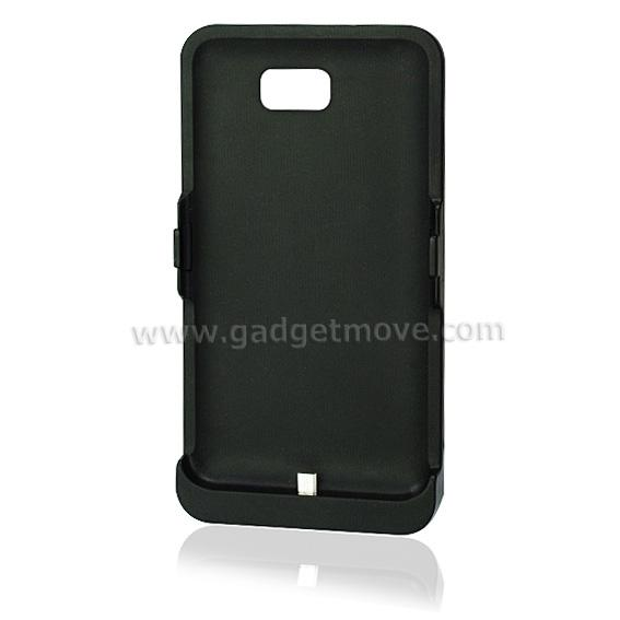 External POWER PACK Backup Battery Cover Case Samsung Galaxy Note i922..