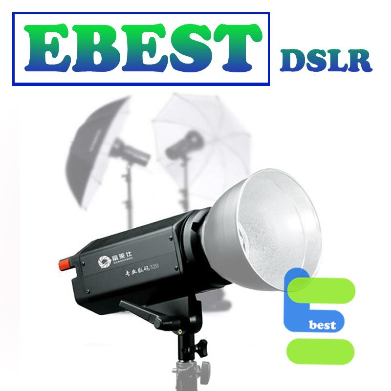 F&V 320A/300W studio flash light Strobe Photography Studio lighting