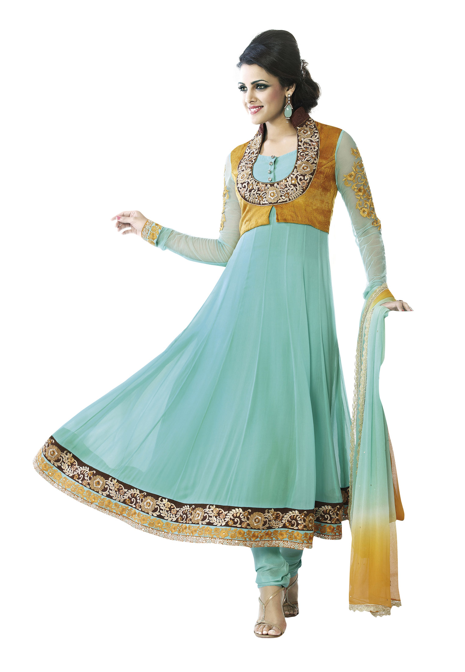 Indian Designer Clothes For Women Fabdeal Women s Indian
