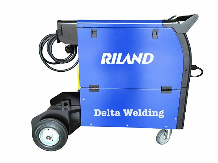 Fabrication MIG welding machine DELTA RILAND 300 Amps Malaysia