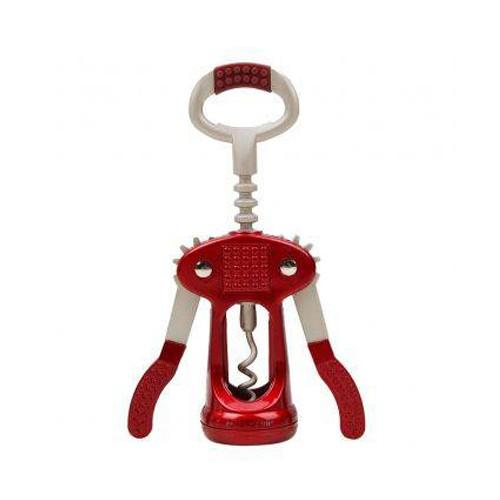 Fackelmann Corkscrew Wine and Bottle Opener with Big Wing (New)