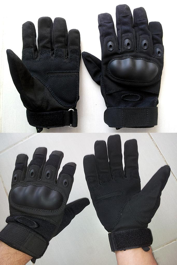 FACTORY PILOT TACTICAL FULL GLOVE