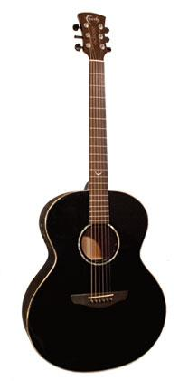 FAITH ACOUSTIC GUITAR FECN NEPTUNE ECLIPSE WITH HARDCASE