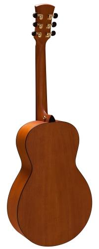 FAITH FME NATURAL MERCURY ELECTRO ACOUSTIC GUITAR WITH HARDCASE