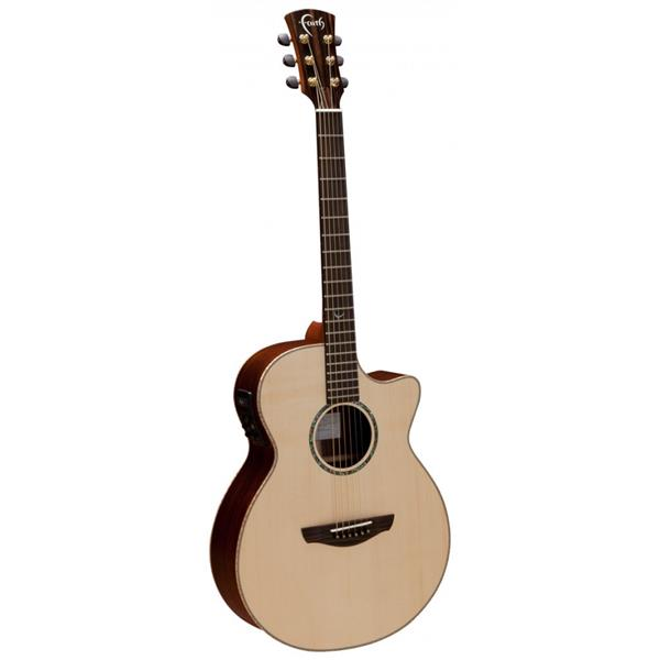FAITH FVHG-HEX VENUS ACOUSTIC GUITAR WITH HARDCASE