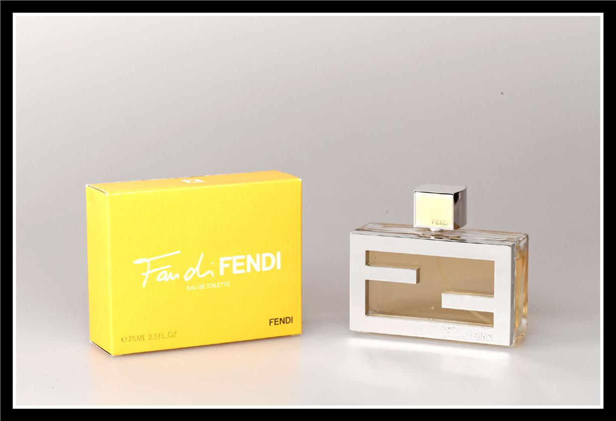 FAN DI FENDI YELLOW EDT 75ML