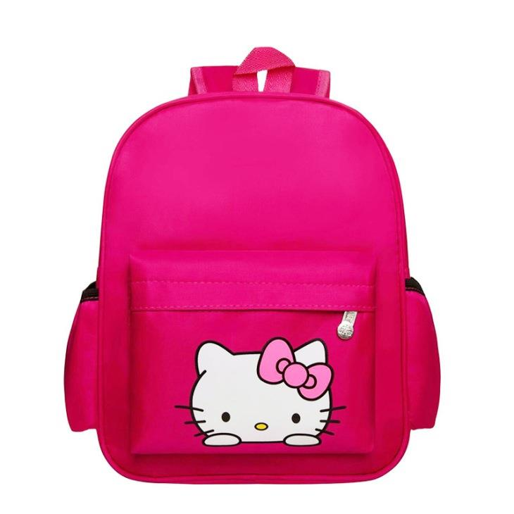 Fashion Cartoon Kids' Backpack (KT Down)