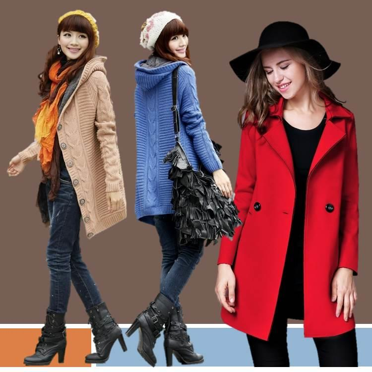 {Fashion Clickers} Jackets/Coats/Sweaters 15 Designs 1196