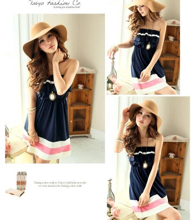 Fashion Kawaii Dress 11754