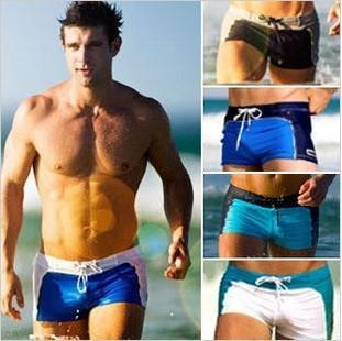 Fashion Men's Swimming Trunks Mixed Colors/ Swim Trunk