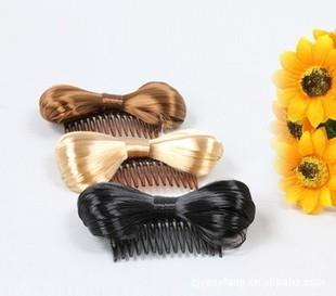 Fashion Ribbon Hair Comb