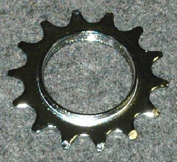 Fashion Stylish Bicycle Basikal Bike Special Fixed Gear Sprocket 14t