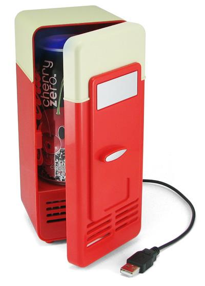 NEW FASHION USB MINI FRIDGE/ BEVERAGE COOLER FOR SALES