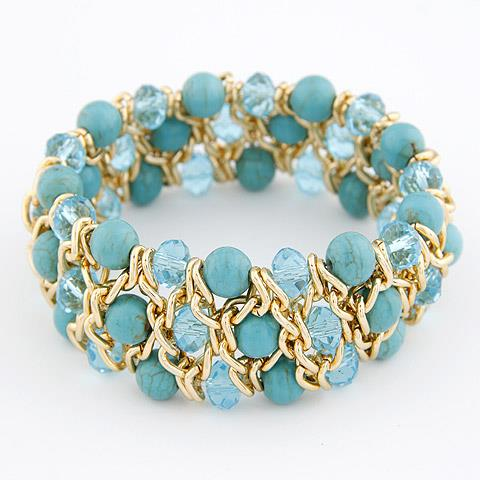 Fashionable Stretch Bracelet