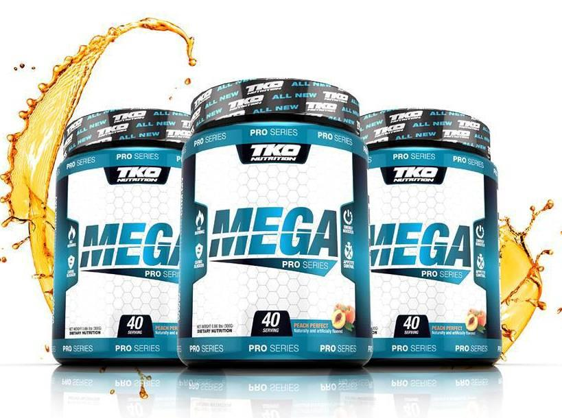 Fat Burner Mega PRO ELITE  by TKO NUTRITION FREE Shaker +Extra Gift