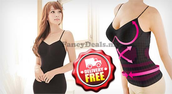 Body Shaping Shape-up Body Shaper Cami