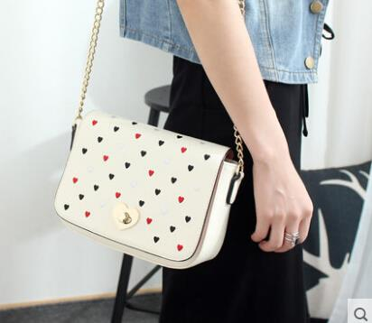 Female Messenger Bag Small square bag shoulder bag