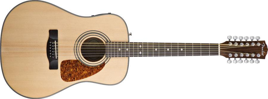 Fender CD-160SE 12-String Acoustic Guitar