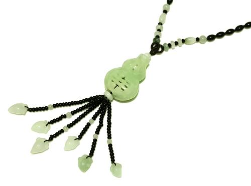 Feng Shui Jade Wu Lou Necklace - Limited Edition