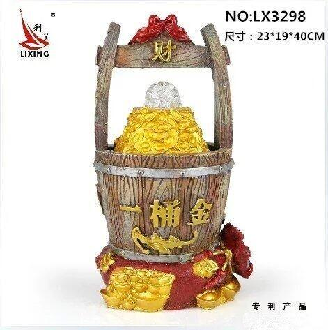 Feng shui water fountain lx3298 end 1 21 2018 2 15 pm for Decoration feng shui chambre