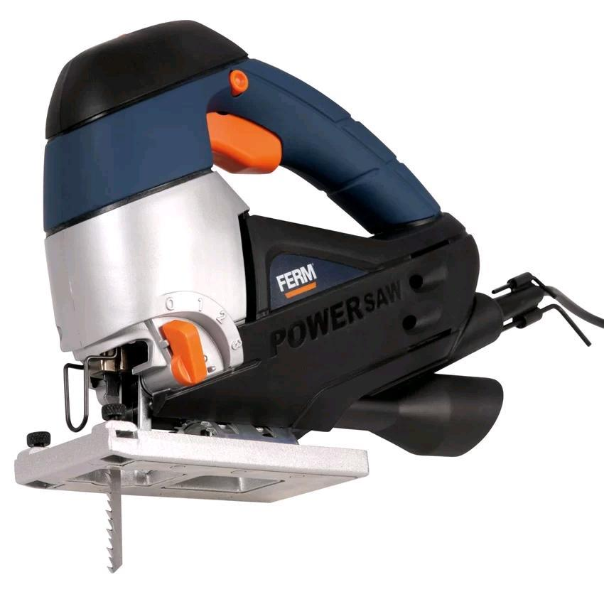 Ferm JSM1014 710watt Jigsaw with 3 Saw Blades