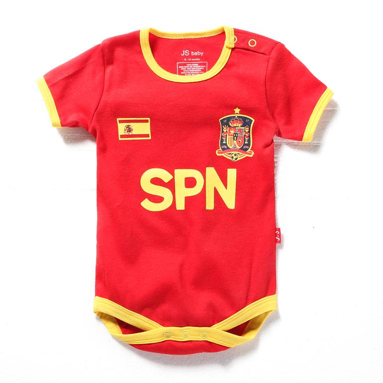 FIFA Baby Rompers - Spain