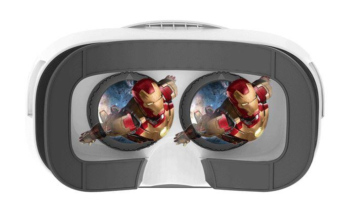 Fiit VR 2N 3D VR Goggle + Controller