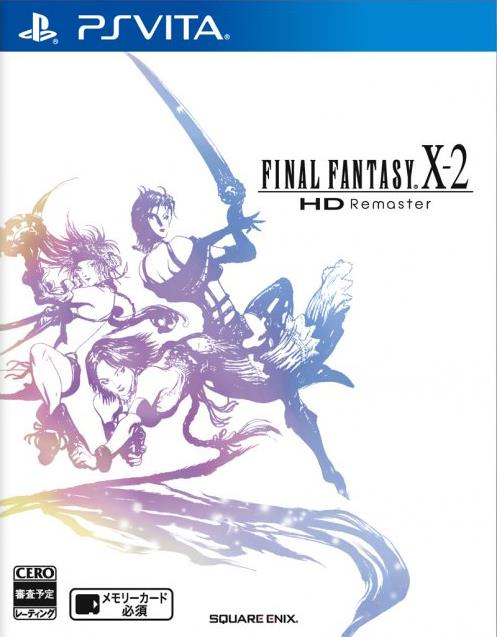 Final Fantasy X-2 HD Remaster (PSV) (Pre-owned)