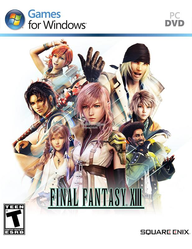 Final Fantasy XIII - 1 & 2 (PC)