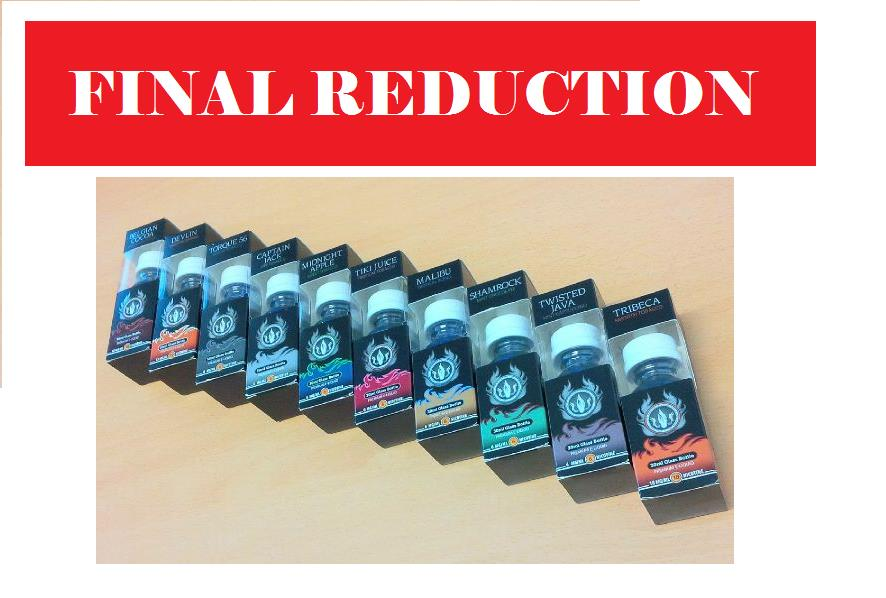FINAL REDUCTION!! - HALO (BUY ANY 2 BOTTLES AT RM100)